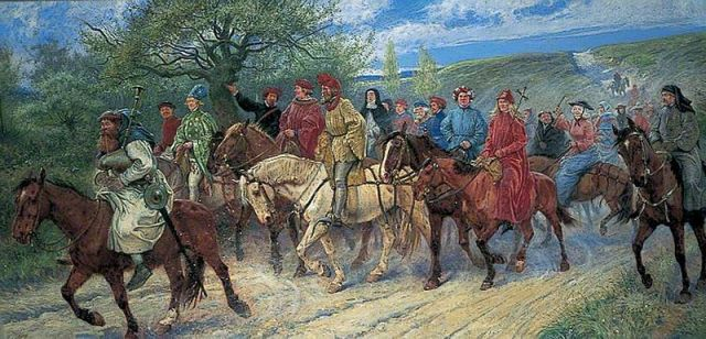 Painting: Paul Hardy (1903)